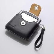 Tom Tom - Deluxe Leather Carry Case and Strap For Tomtom One