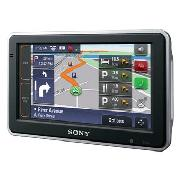 Sony Nvu92tw Satellite Navigation System
