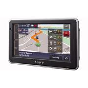 Sony U92t Portable In Car Sat Nav System