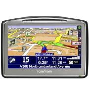 Tomtom Go 720 Traffic Portable In-Car Sat Nav System
