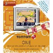 Tomtom One Gb V3 Ttm One Gb V3 Cracker