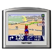 Tomtom One We Traffic Gps Receiver