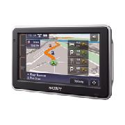 "Sony Nvu82g - Sat Nav 4.8"" Wide Uk/Ire/North France"