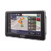 "Sony Nvu92t - Sat Nav 4.8""Wide Full Tmc"