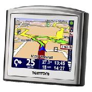 Tom Tom TOMTOM-ONE-WE-V3 - Portable Sat Nav E.Europe V3