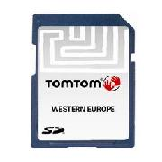 Tomtom 9A00.112 Western Europe 2007 Sd Card