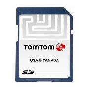 Tomtom 9A00.182 Usa and Canada 2007 Sd Card